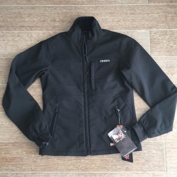 Mobile Warming Jackets & Blazers - Ansai Mobile Warming Heated Jacket - Black sz XS